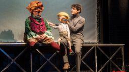 """Премиера на """"Карлсон"""" в Столичния куклен театър"""