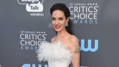 Приеха Джоли в болница, спряла да се храни