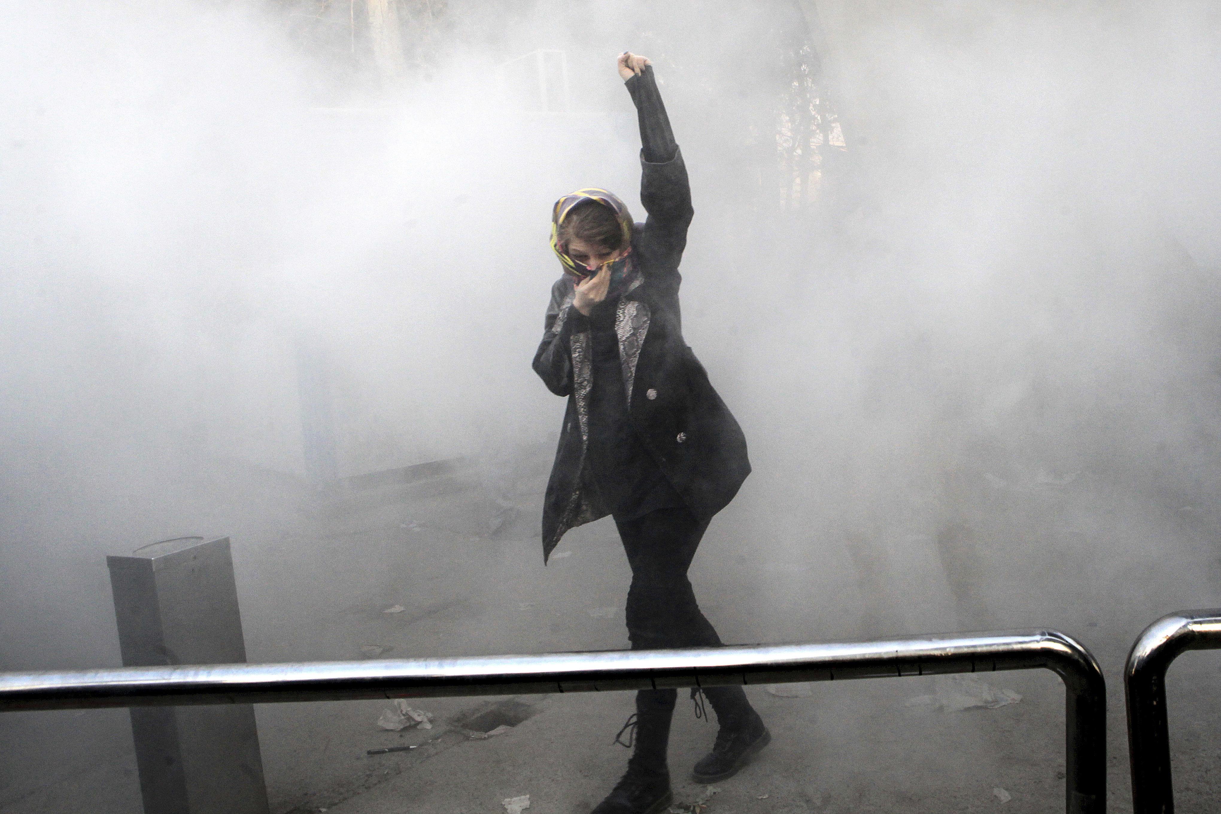 """Иран: """"Аятолах Майк"""" е организирал протестите"""