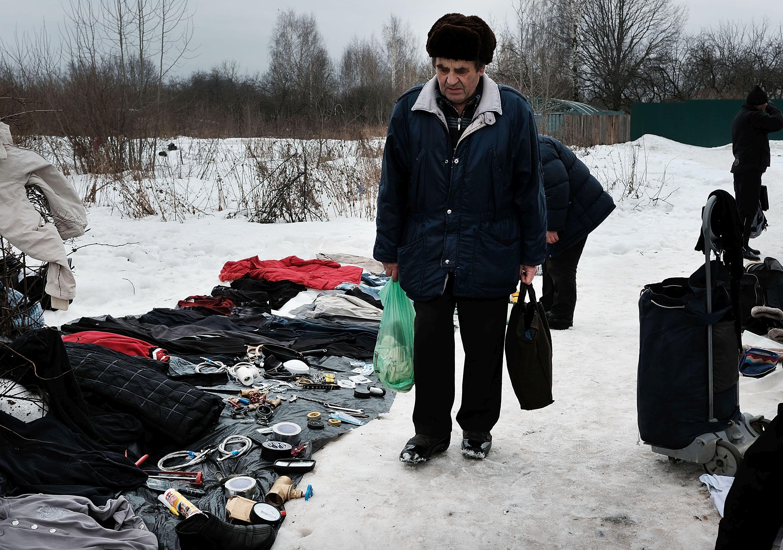 Физическото оцеляване като начин на живот в Русия