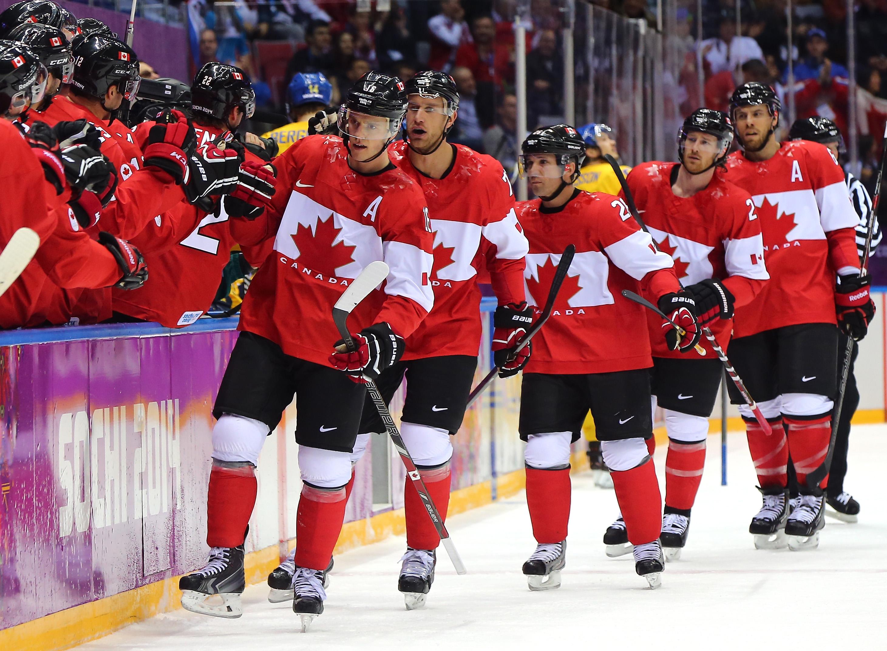 НХЛ спря канадските звезди за Олимпиадата