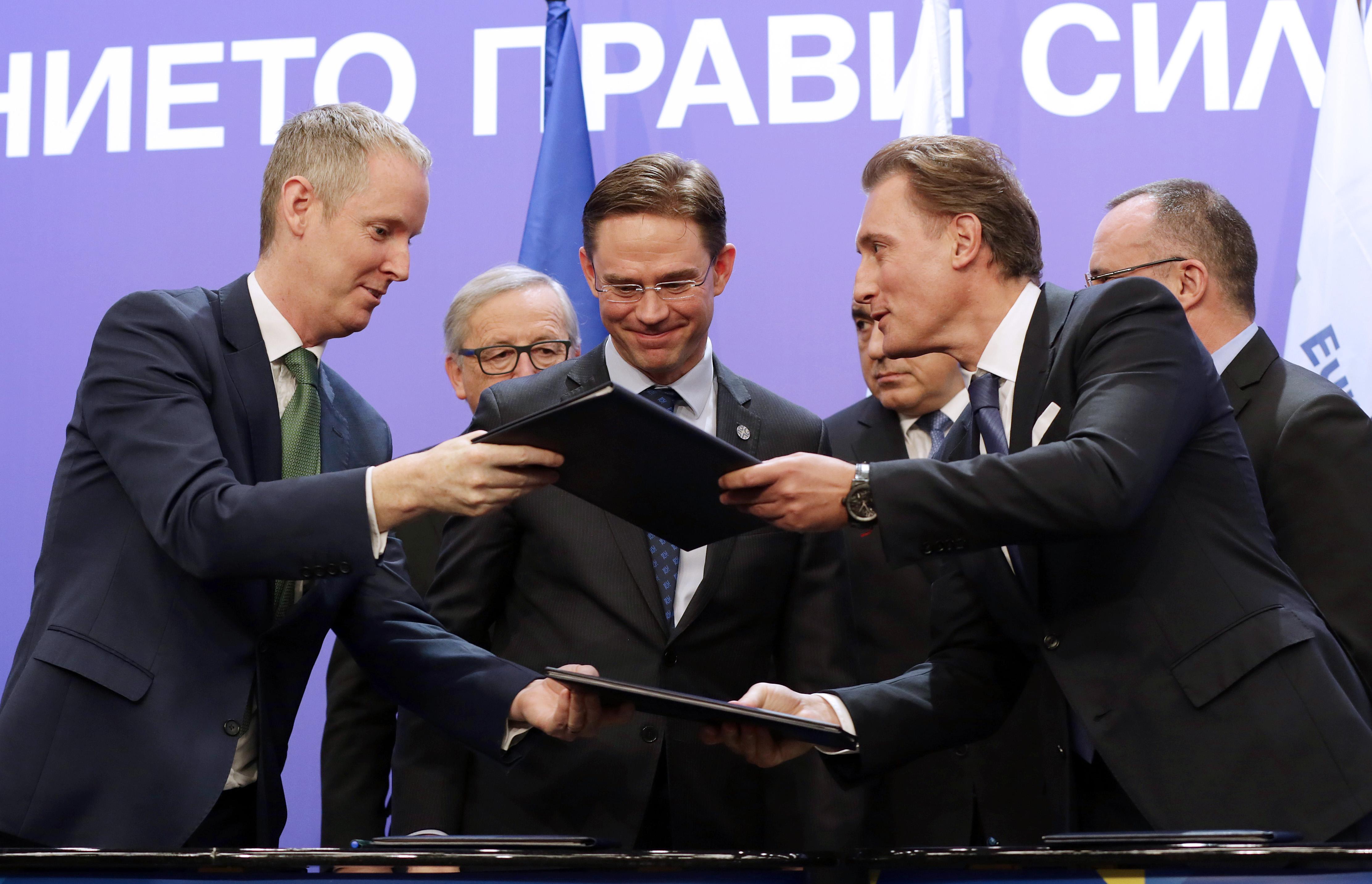 ЕС финансира голям проект в българското земеделие