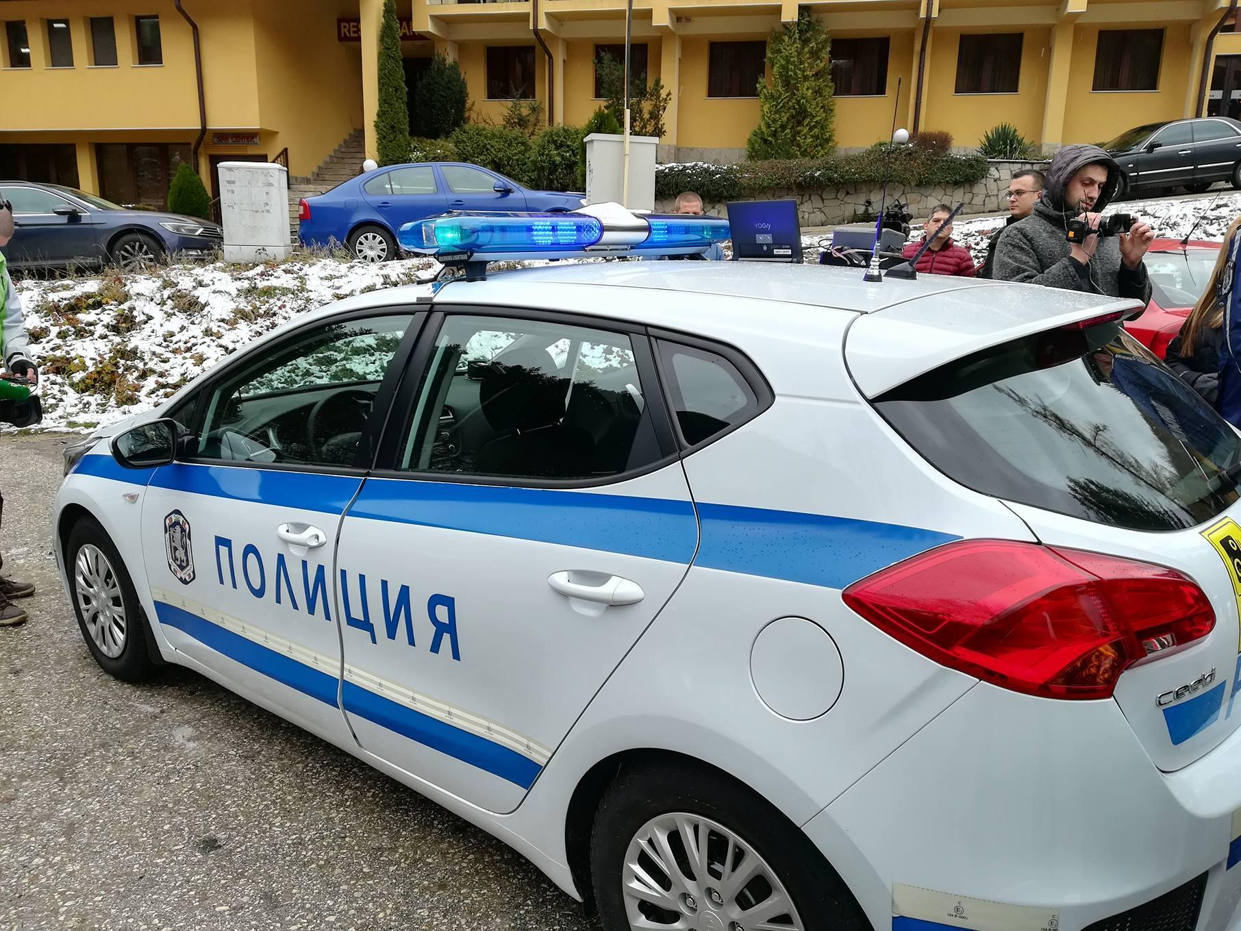 Ранен полицай при операция край Луковит