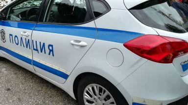 Гонка с полицията завърши с арест край Велико Търново