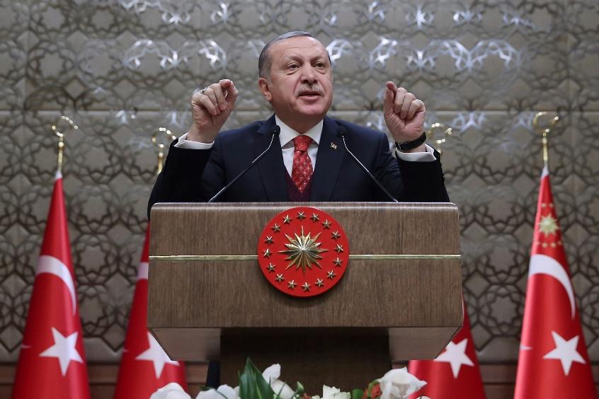 Ердоган заговори за военна операция в Сирия