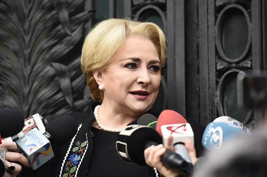 Румънският премиер Виорика Дънчила заяви днес, че не подкрепя решението