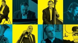 """Ангел Заберски представя """"Symphony -  Jazz"""" на сцената на зала 1"""
