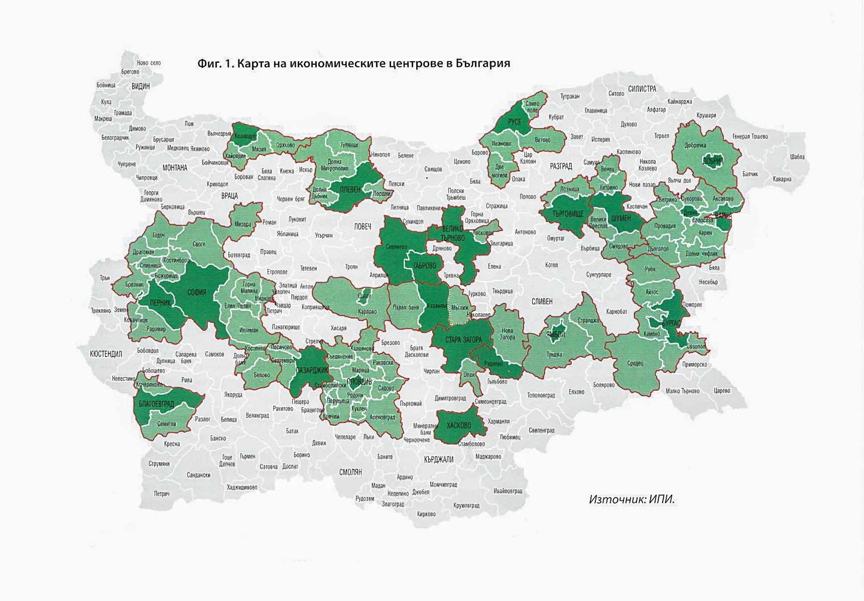 Икономически София вече е равна на 50% от България