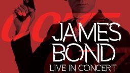 Името му е Бонд. Джеймс Бонд