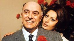 Карло Понти и София Лорен - половин век любов