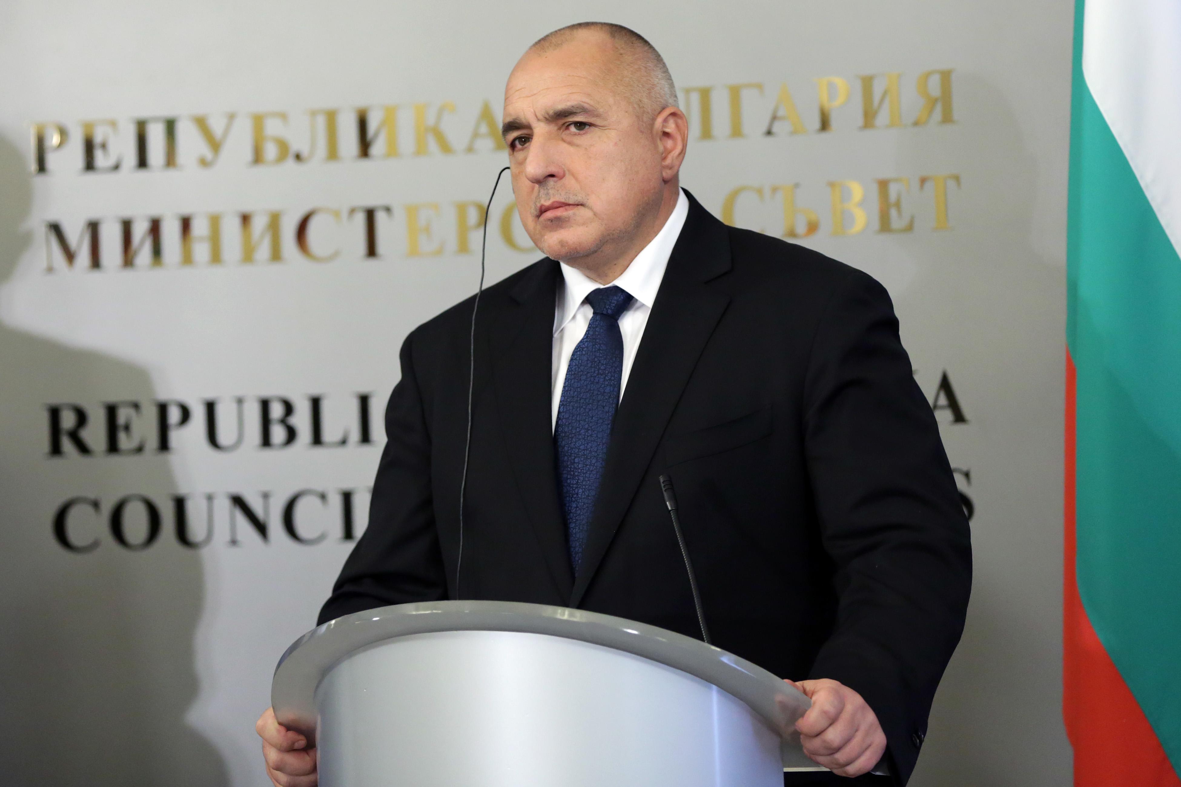 Борисов: Пример сме в ЕС за борба с контрабандата с цигари