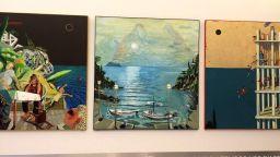 Изложба на съвременно българско изкуство беше открита в Европейския парламент
