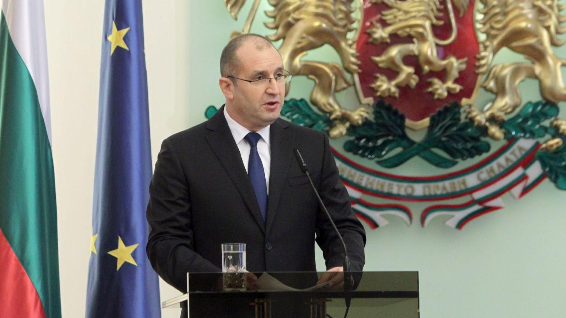 Президентът: Отношенията с Русия трябва да вървят напред