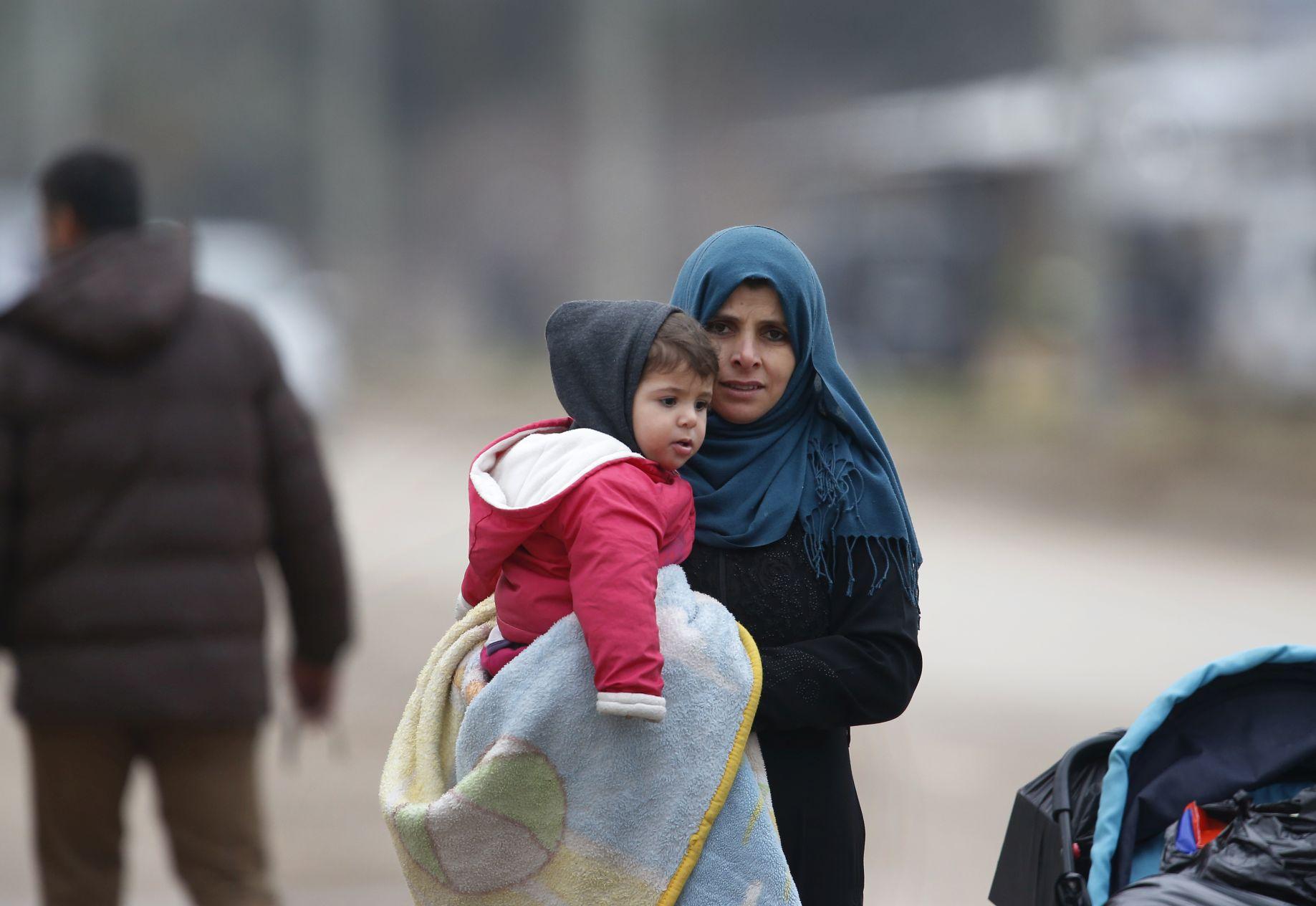 Вълна от бежанци от Афганистан залива Турция