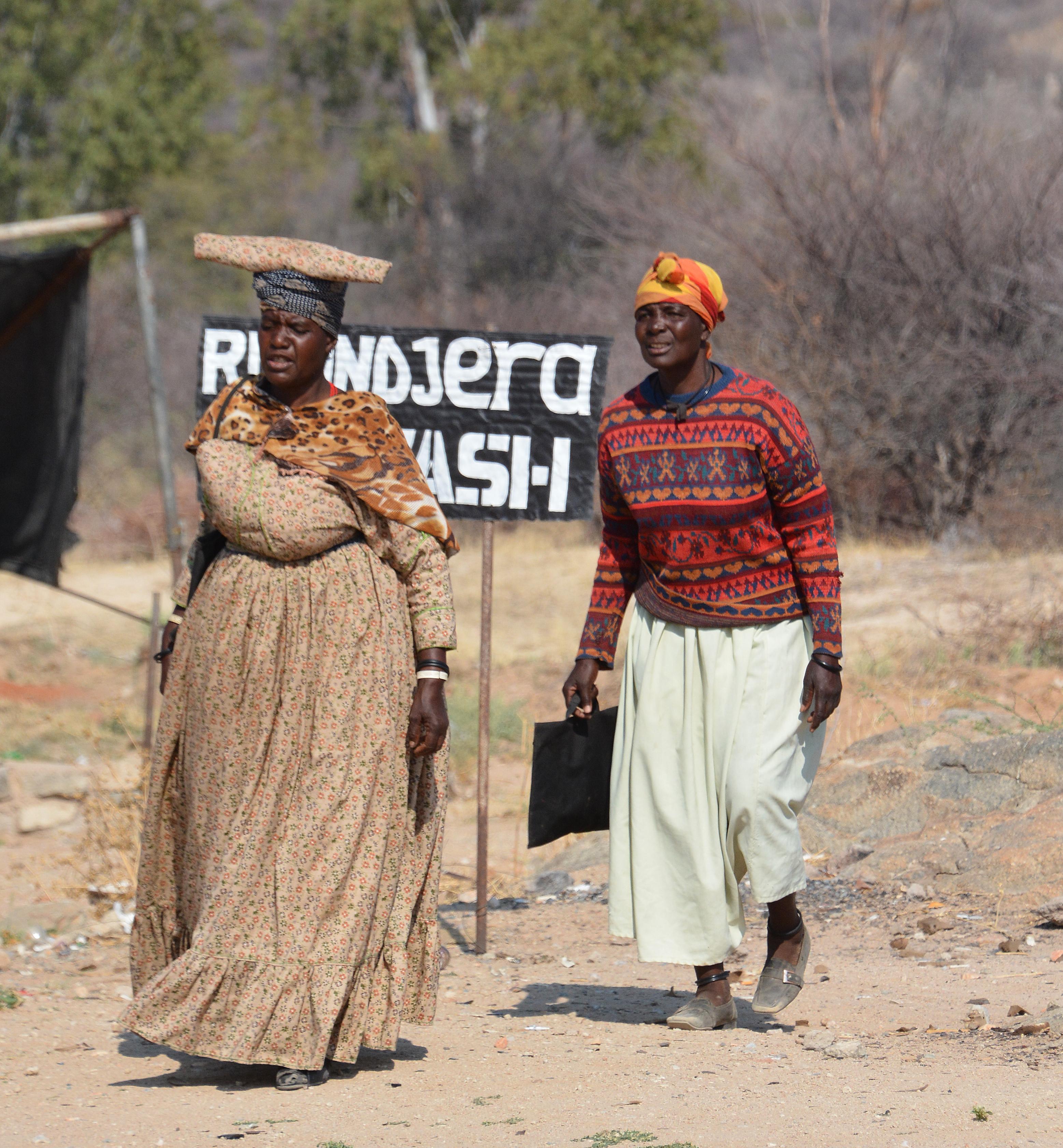 Германия на съд за геноцид в Намибия?