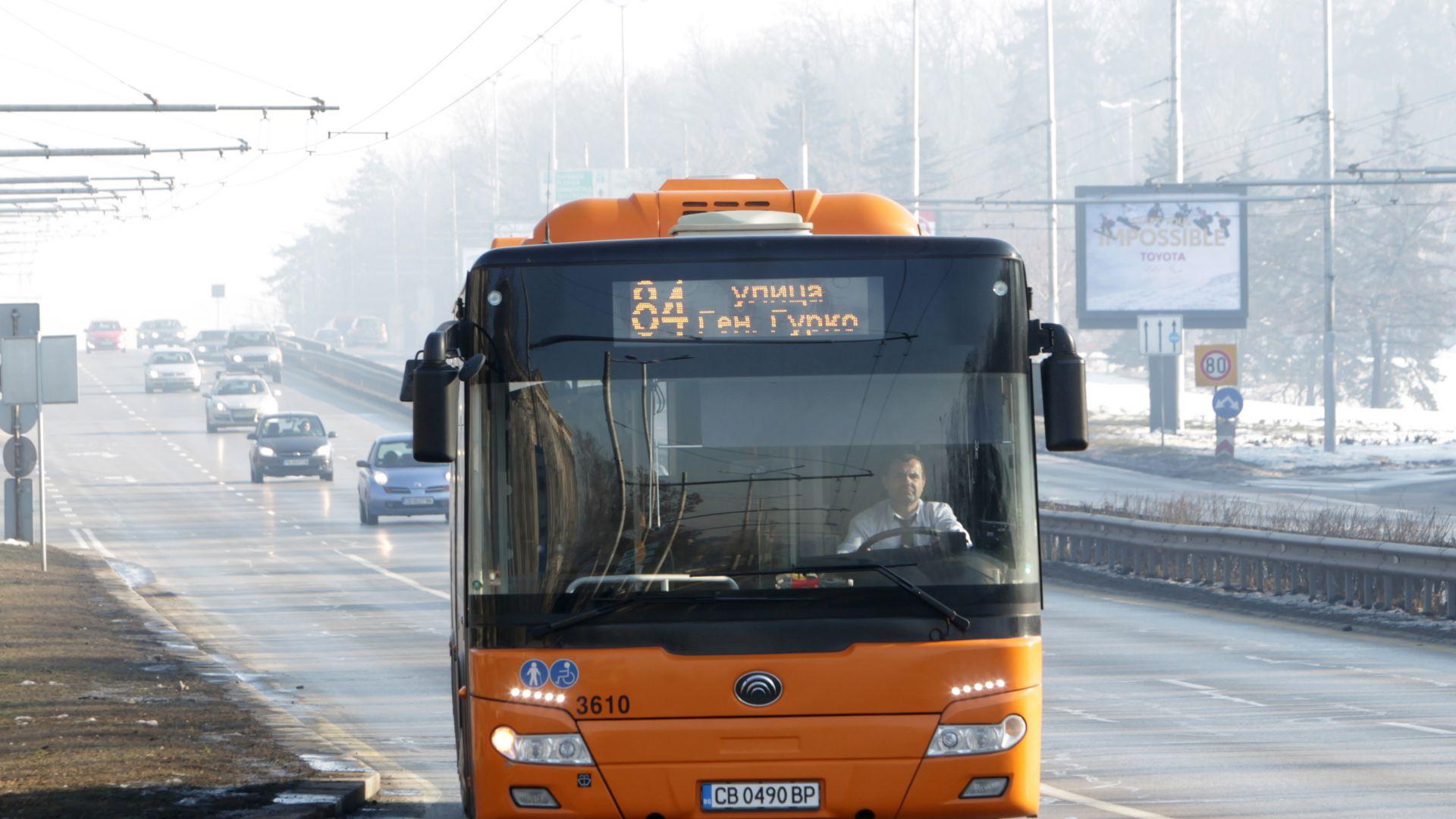 Тръгна денонощният градски транспорт