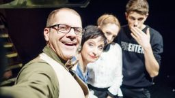"""Димитър Баненкин дебютира в Сатирата в холандската пиеса """"Вихрушка"""""""