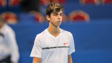 Страхотен успех за младата ни надежда в тениса