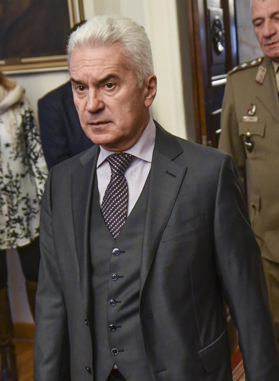 Сидеров: Коалицията с ГЕРБ не зависи от Симеонов