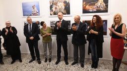 """Фотоизложбата """"Древни традиции и обичаи в България"""" отвори врати и в Рим"""