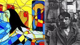 Пабло Пикасо бил кръстен с 23 имена