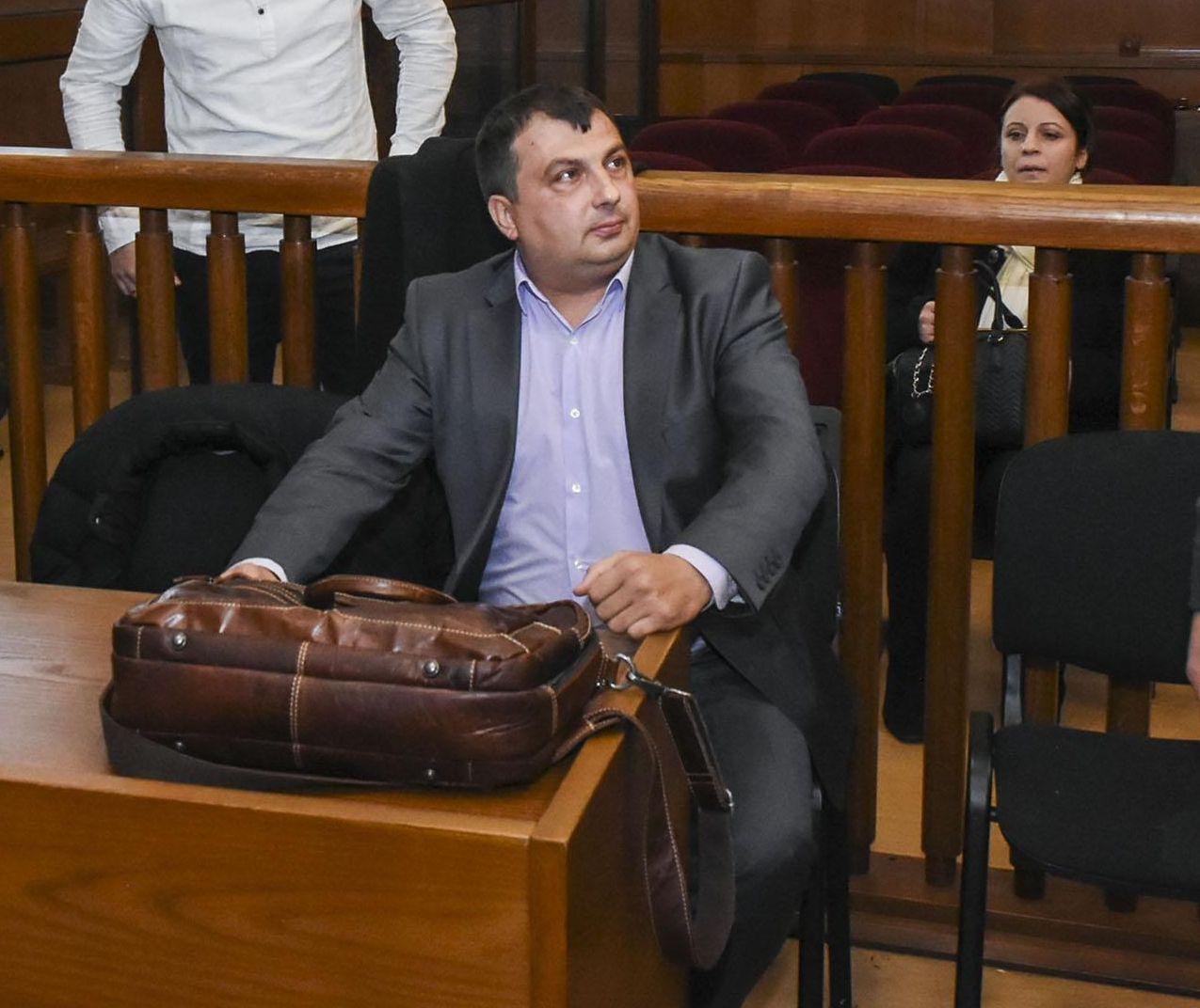 Спецсъдът махна временно Марин Рачев от кметския стол
