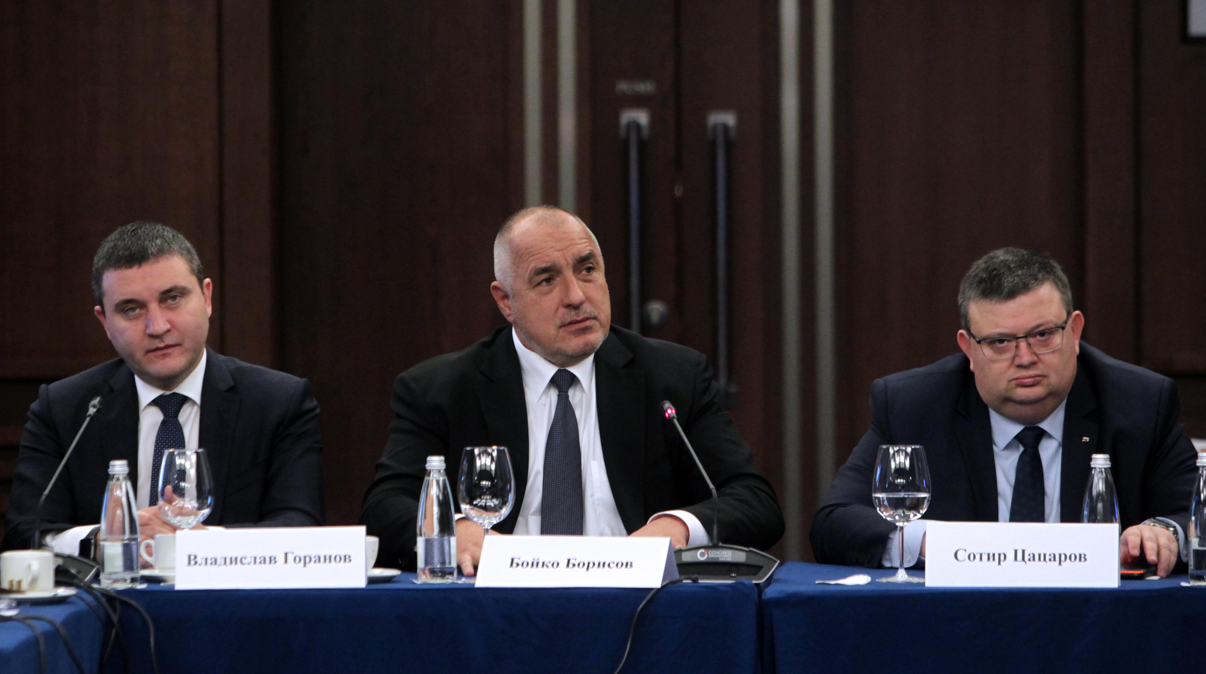 Борисов: Е-управлението ще е оценката на министрите