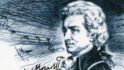 На кого е кръстен Моцарт?