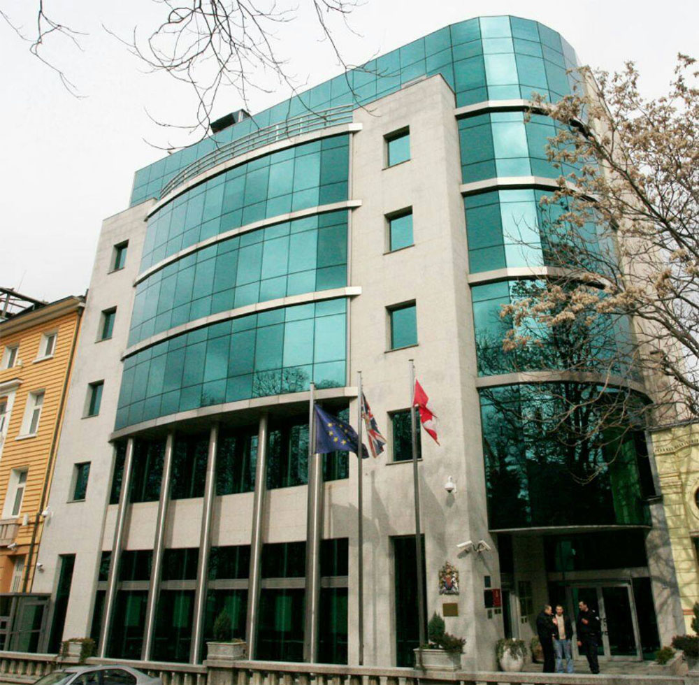 Българска компания купи бизнес-център Московска