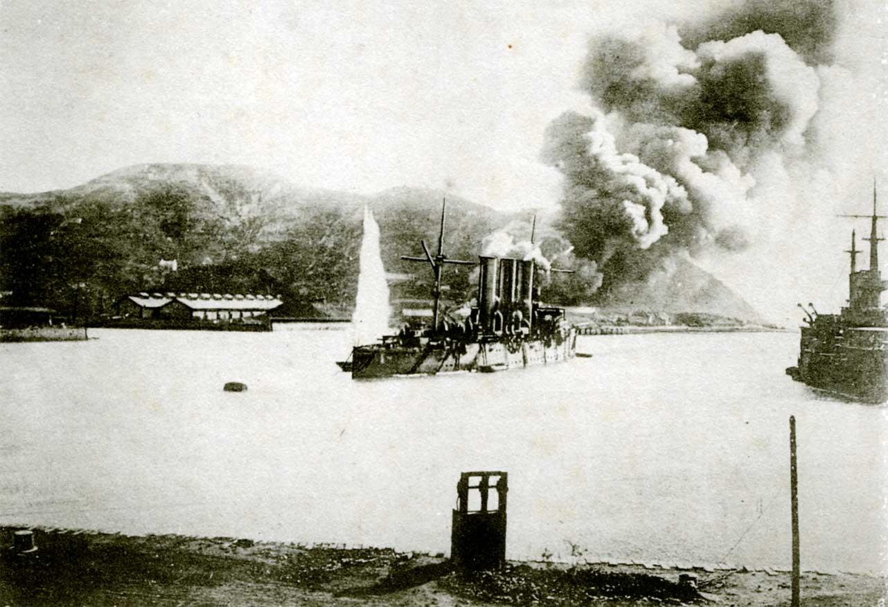 Преди 114 г. избухва Руско-японската война (снимки)