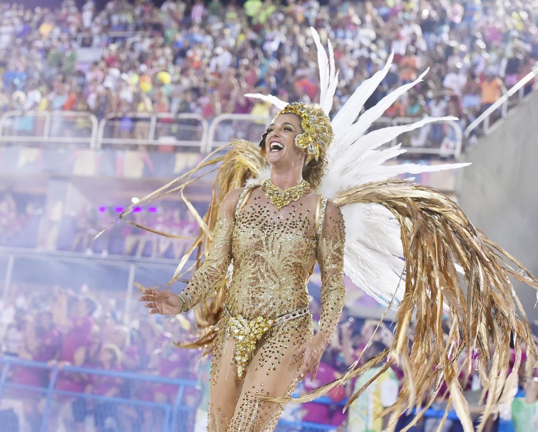 За първи път чужденка води карнавала в Рио