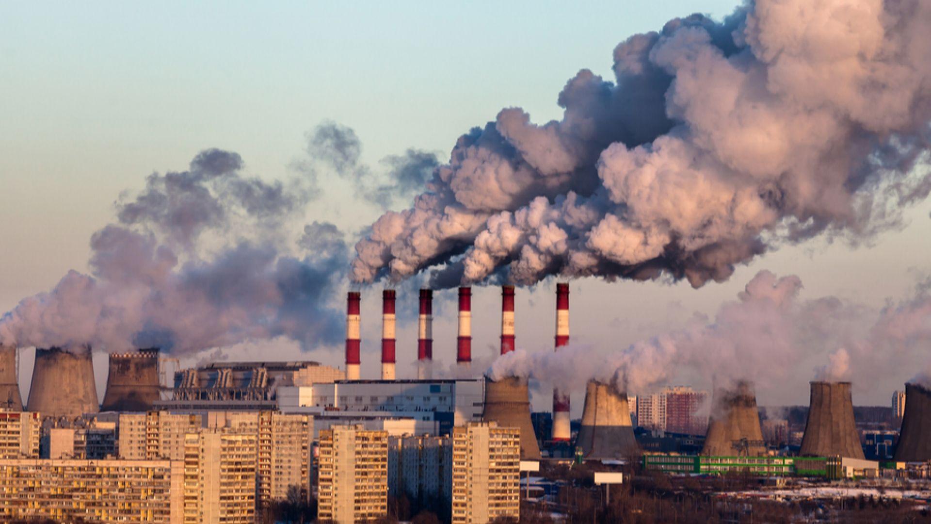 Замърсеният въздух подтиква към престъпления