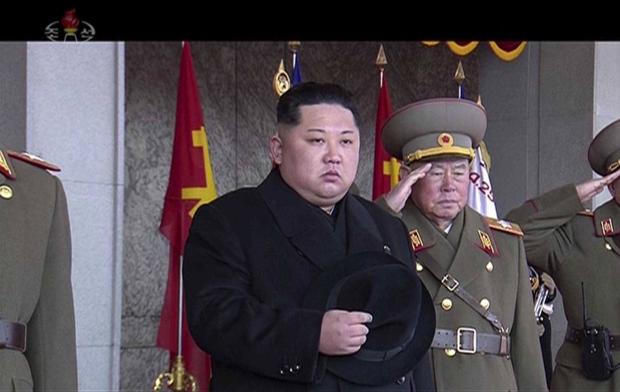 Ким Чен-ун: Северна Корея е военна сила от световна класа