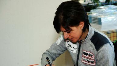 Катя Дафовска: Не може да развиваме биатлон на поляна