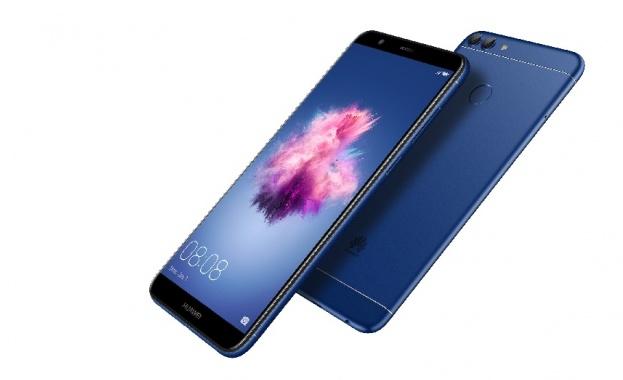 Huawei представя на българския пазар P smart - нов стилен смартфон за младите потребители