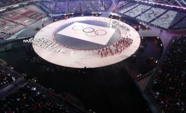 Кибератака срещу олимпийските игри по време на откриването