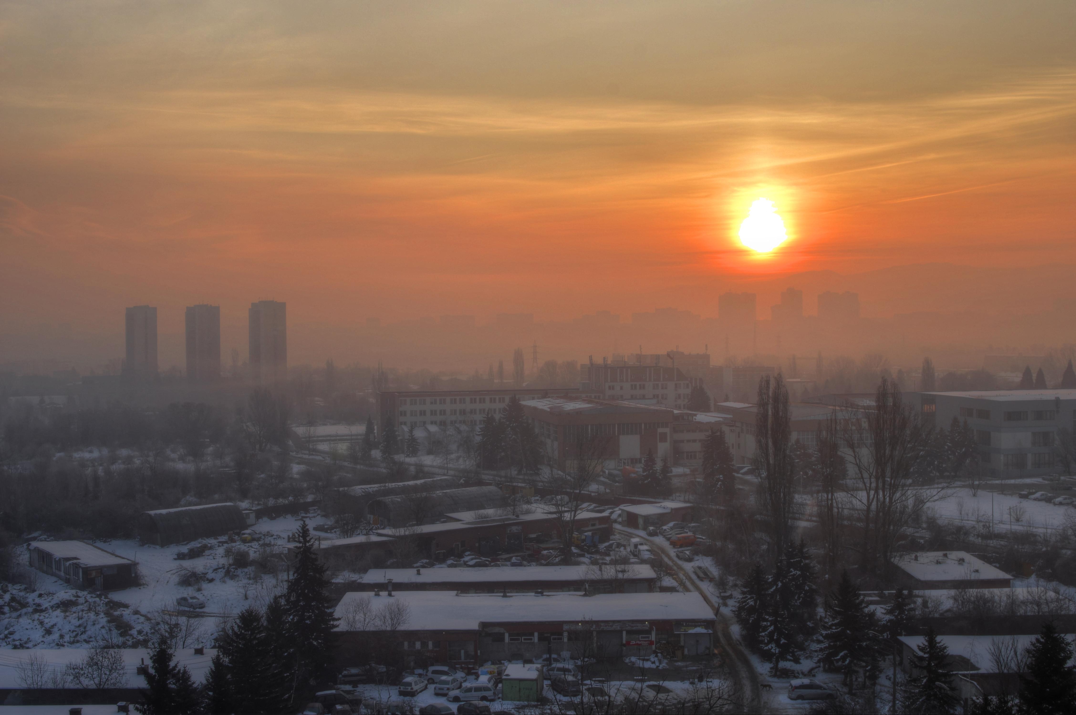 Мръсният въздух увеличава престъпността