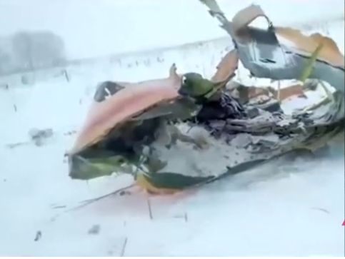 Хеликоптер е блъснал самолета в небето над Москва?