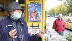 95% от хората дишат мръсен въздух