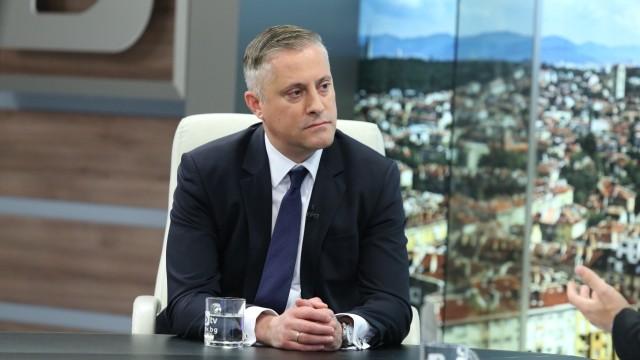 Лукарски: Не сме обсъждали да се явим на избори с НФСБ