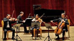 Quarto Quartet с Танго спектакъл на Свети Валентин