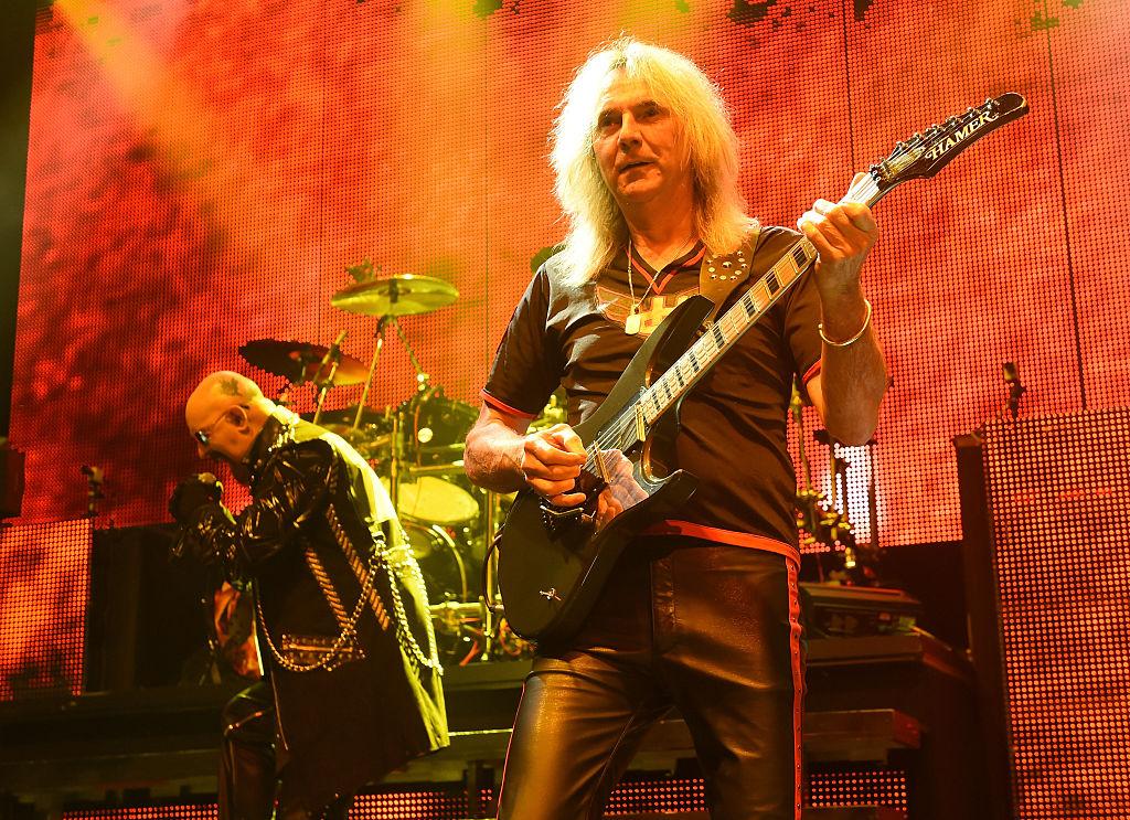 Китаристът на Judas Priest се отказва от турнето Firepower