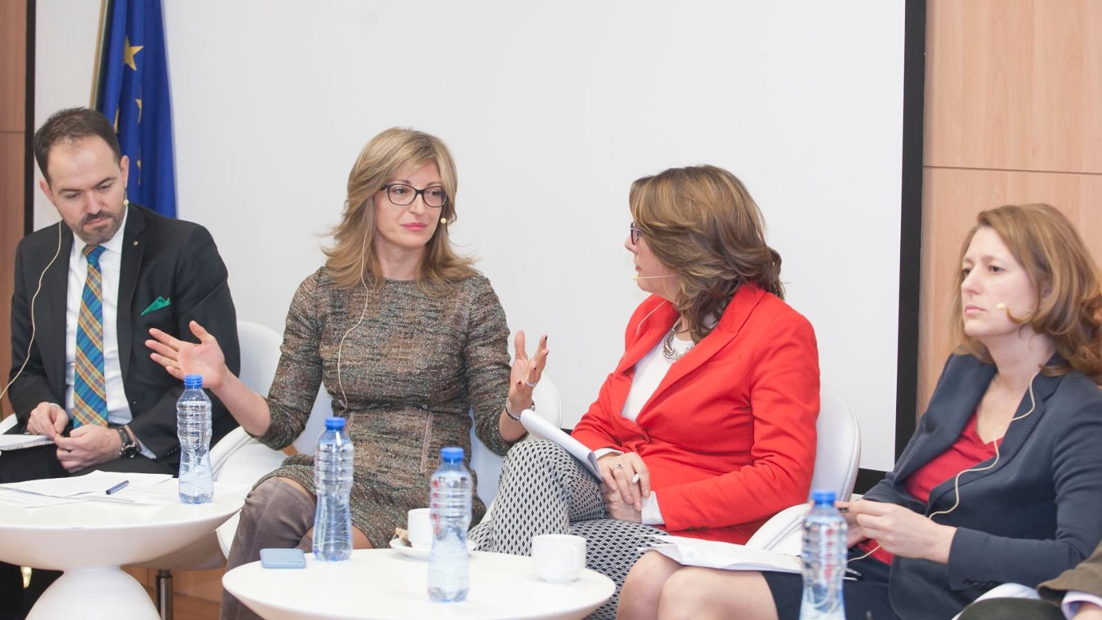 Захариева към Западните Балкани: Използвайте момента