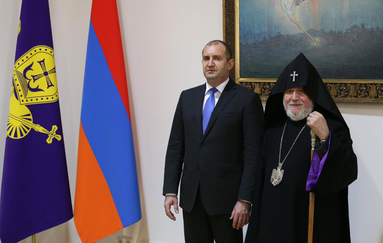 Радев: Армения предлага изгодни условия за бизнес