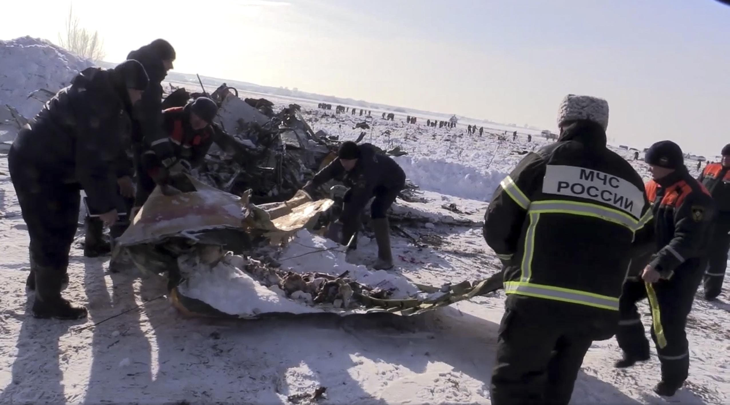 Самолетната катастрофа в Русия заради човешка грешка