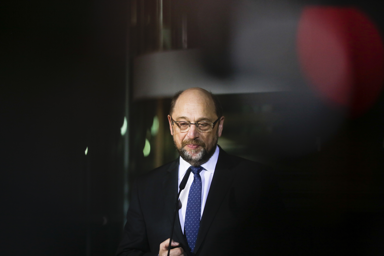 Мартин Шулц хвърли оставка като лидер на ГСДП