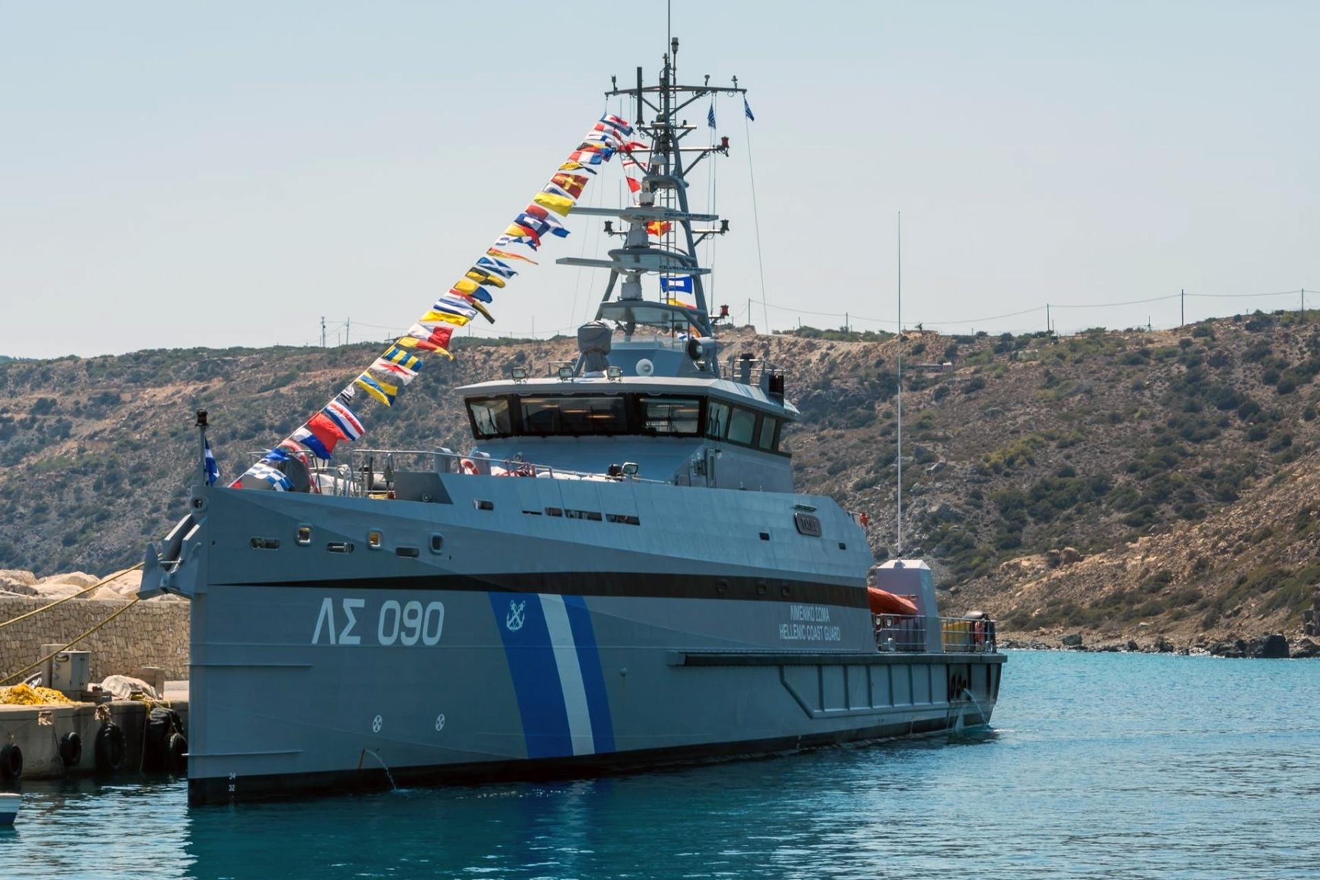 """Къде е възможен """"горещ инцидент"""" в Егейско море"""