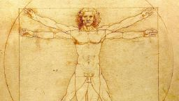 """Леонардо не искал да излага на показ неговия """"Витрувиански човек"""""""
