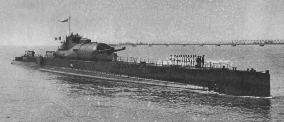 """1942 г. - загадъчно потъва френската подводница """"Сюркуф"""""""