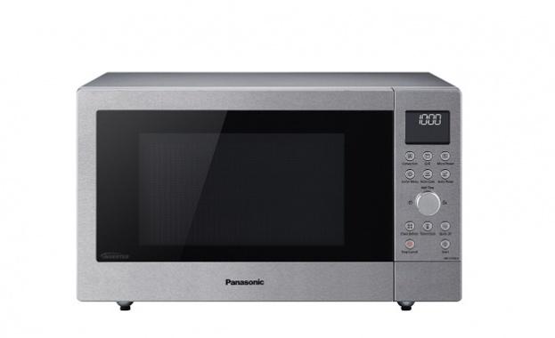 Panasonic представя микровълнови фурни Slimline и прототип на нова хлебопекарна